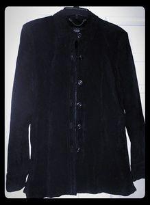 Classiques Entier Leather(suede) Jacket